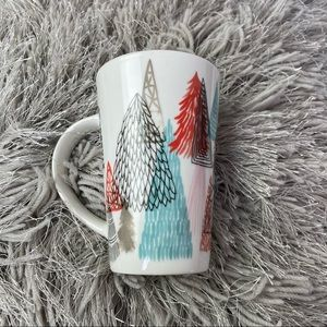 Starbucks Holiday Christmas Tree Mug/Cup 12oz